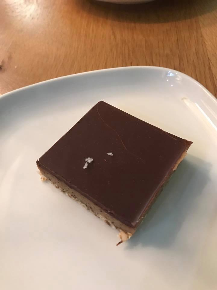 caramel slice koko